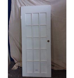 "Markham West 72"" x 30"" interior door"