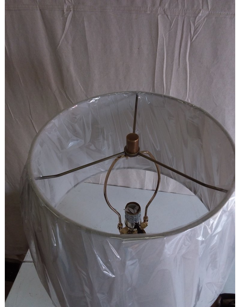 North York Glass cone Lamp