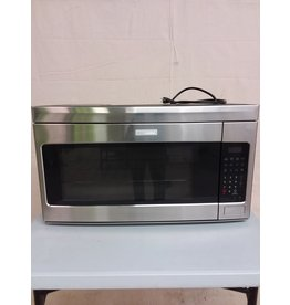 Studio District Electrolux stainless steel microwave