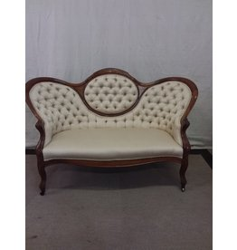 North York Antique french provincial style loveseat