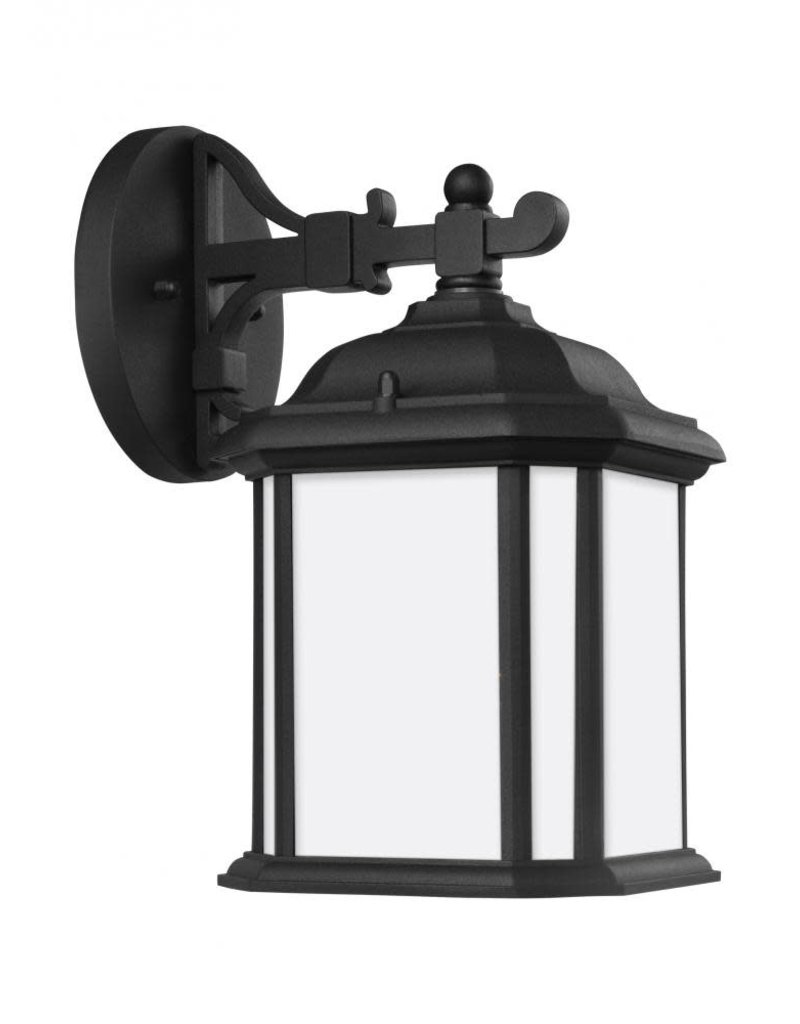 Studio District One Light Outdoor Wall Lantern