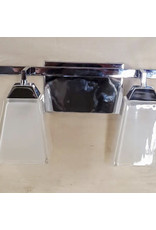East York 4 Light Chrome Wall Sconce