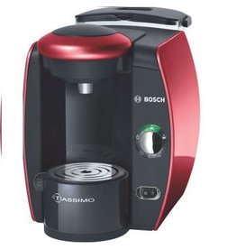 Studio District Bosch Tassimo Multi Beverage Machine Red