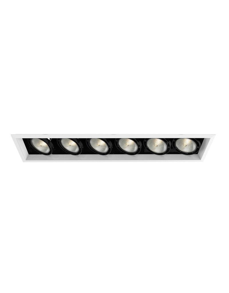 Studio District Eurofase TE136A-01 Six Light PAR30 Multiple Recessed Lamp