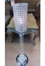 Vaughan Crystal Floor Lamp