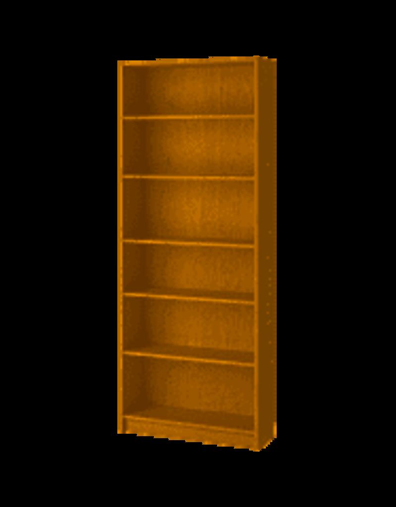 Vaughan Light Maple Veneer Book Case