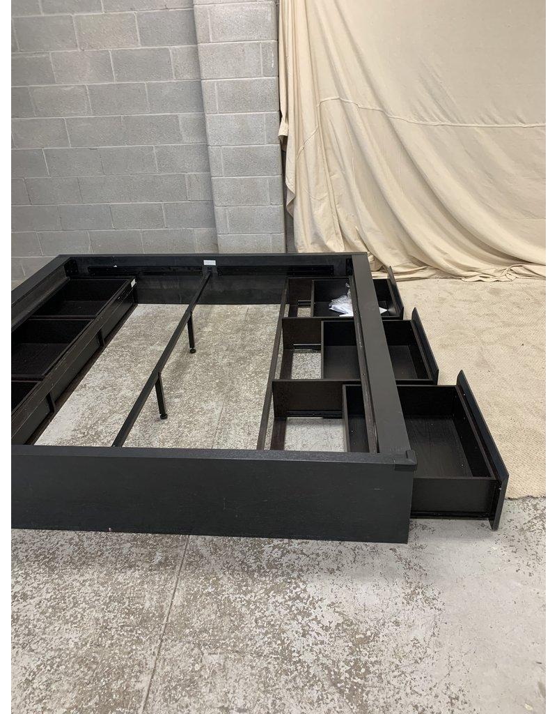 East York EQ3 King Bed Frame