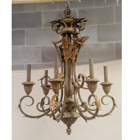 East York Decorative 6 light chandelier