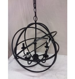 North York Cage style 5 light chandelier
