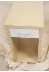 East York Single drawer pedestal
