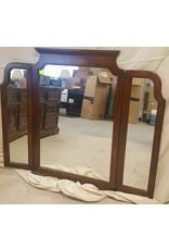 East York Dresser mirror - solid wod