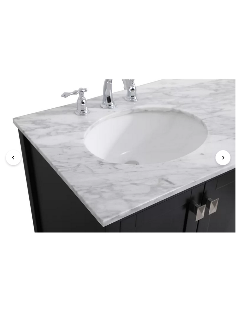 Vaughan Marble Countertop & Sink