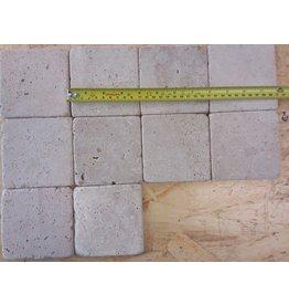 Vaughan 4x4 Travertine Tiles