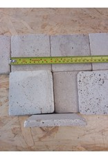 Vaughan 4x4 Travertine Tiles