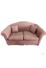 Markham West Pink love seat