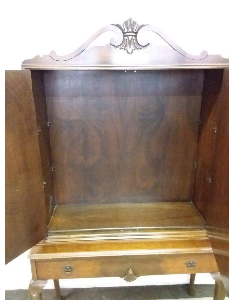 North York Antique cabinet