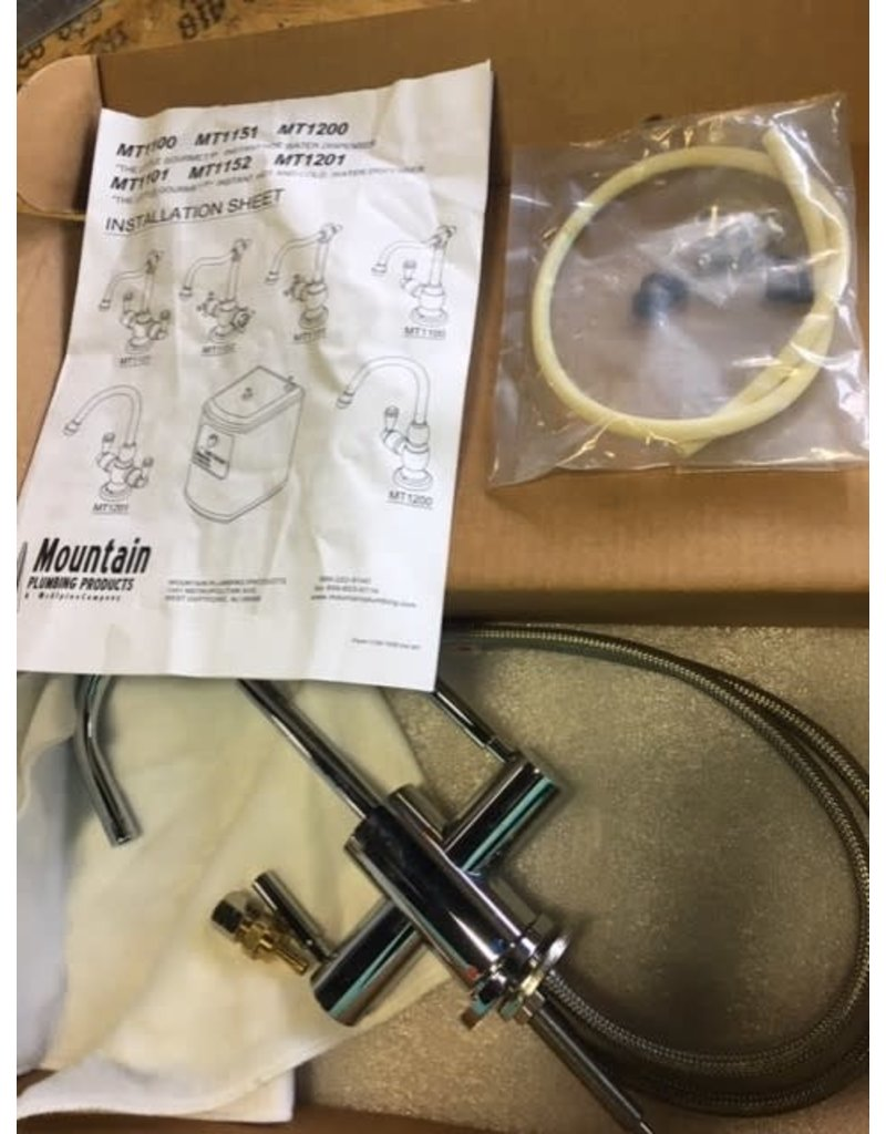 North York Instant Hot and Cold Water Dispenser Faucet