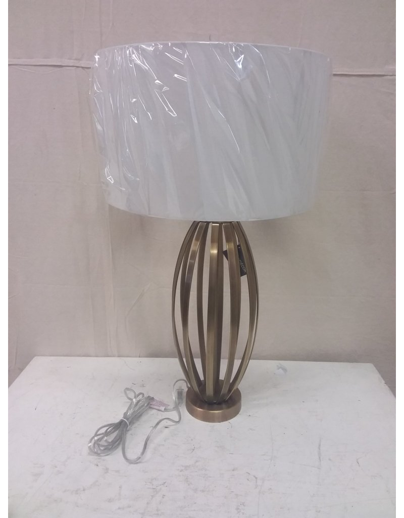 North York Cage style table lamp