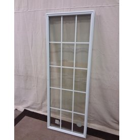 "North York Door insert window 23"" x 65"""