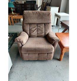 Markham West Brown recliner