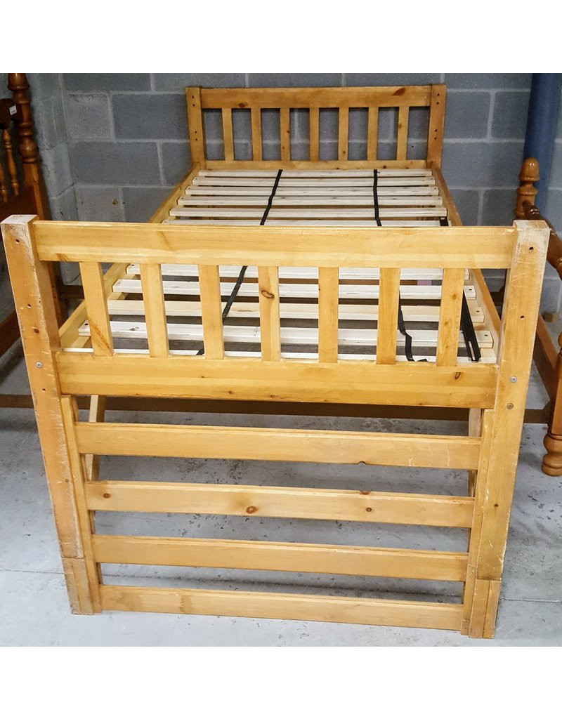 East York Twin bed frame