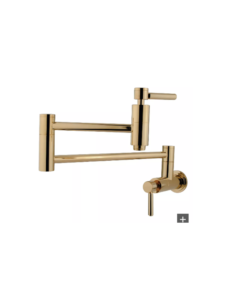 Vaughan Gold-like Pot-filler Faucet