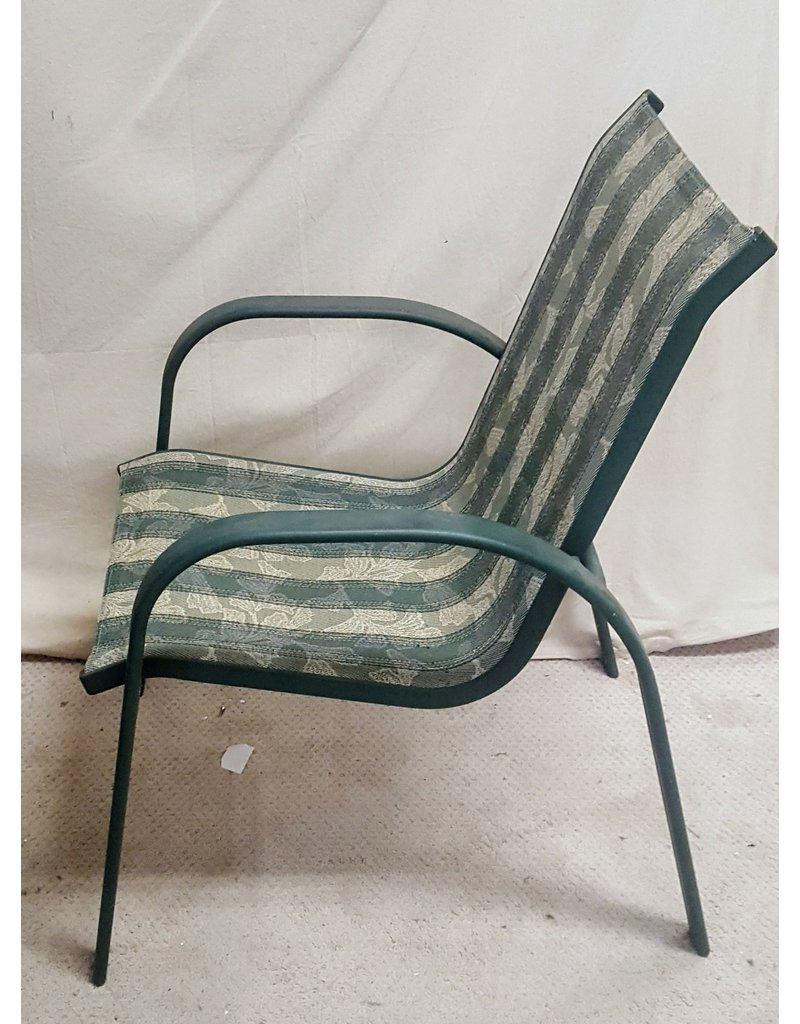 East York Patio chair in green