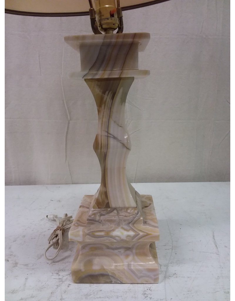 North York Marble table lamp