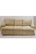 East York Beige couch - Three seater
