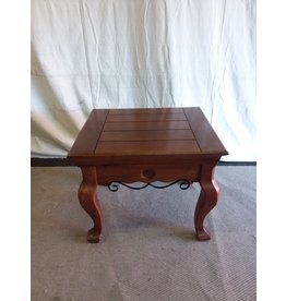 North York Wood Side Table