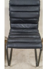 East York Dining chair - Onyx black