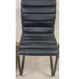 East York Dining chair - Onyx black