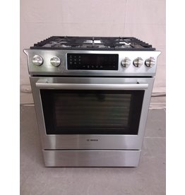 Studio District Bosch Gas Convection oven