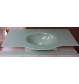 Vaughan Glass Vanity Top