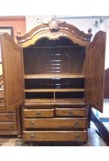 Vaughan Wood Armoire