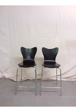 Studio District West Elm Tall Chairs