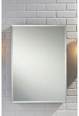 East York MAAX ELEMENT SV 15-inch x 30-inch Medicine Cabinet with Pencil Edge in Polished Chrome