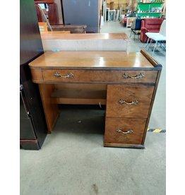 Markham West Small Wooden Work Desk