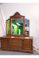 Studio District Large Mirrored Dresser