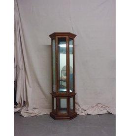 Studio District Corner display Cabinet