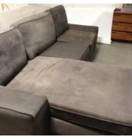 Studio District Grey Sofa