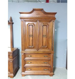 Studio District Tall Two Piece Cabinet