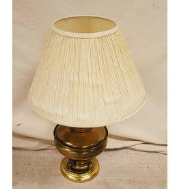 East York Brass table lamp