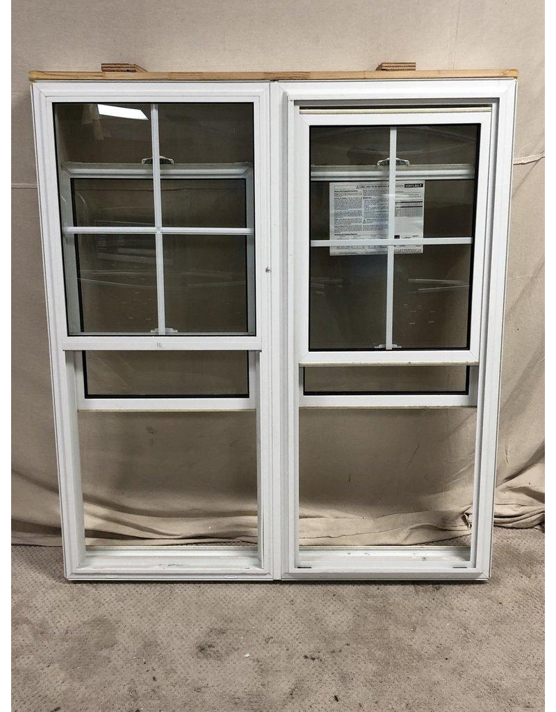 East York Window 53.5 X 47