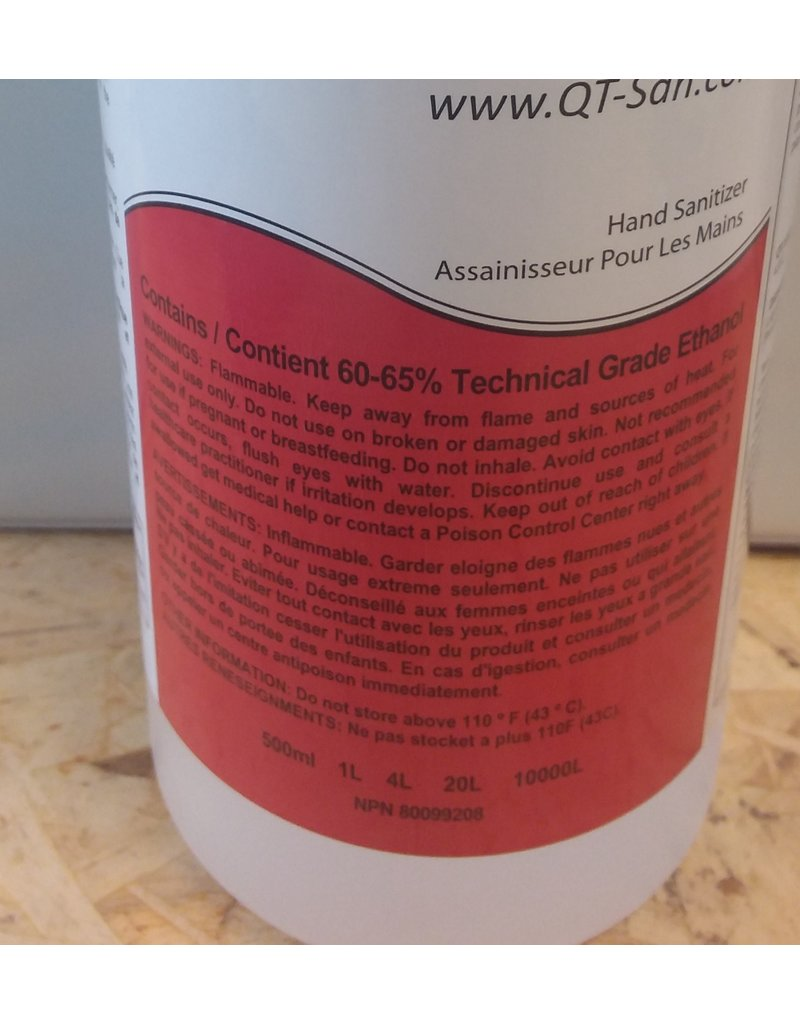 Uxbridge Hand Sanitizer 500ml