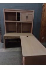 North York 3 piece  deluxe corner desk