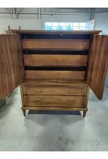 Markham West Vintage looking bedroom storage unit
