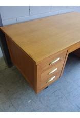 North York Oak desk
