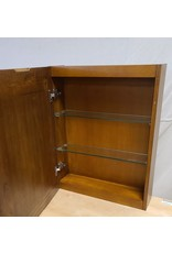 East York Cherry Wood Medicine Cabinet