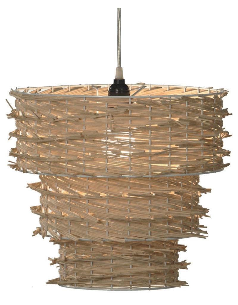 Vaughan Natural Weave Pendant Lamp